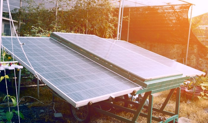 How to Heat a Greenhouse with Solar Panels