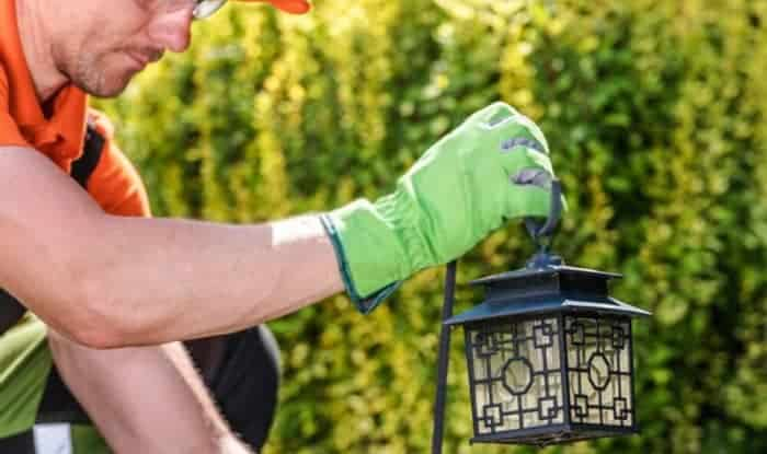 best stakes for solar lights