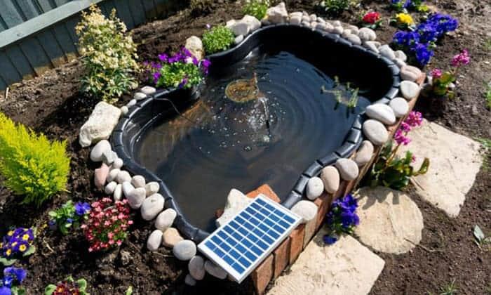 best solar pond pump